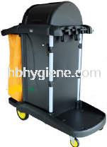 IMEC JT Compact 9 Janitor Cart / Trolley