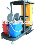 IMEC  JT Compact 40 Janitor Cart / Trolley