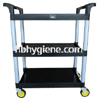 IMEC 3TT-X Small Utility Cart (Black)