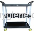 IMEC 3TT Utility Cart (Black) Utility Cart Trolley