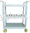 IMEC 3TT-X Small Utility Cart (Grey) Utility Cart Trolley
