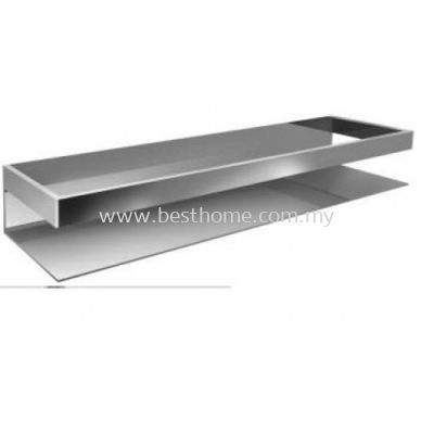 STAINLESS STEEL SHELF TR-BA-GS-09848-ST