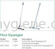 Floor Squeegee Others Cleaning Equipment