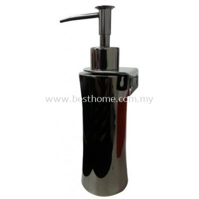 COUNTERTOP SERIES WALL MOUNTED SOAP DISPENSER TR-BA-SPD-07439