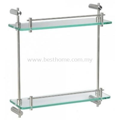 LINEQ (88) SERIES GLASS SHELF 8820 / TR-BA-GS-01008-ST