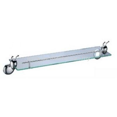 ANTHILL ANTZ SERIES SINGLE LAYER GLASS SHELF AN110(KA110)-POLISH / AH-BA-GS-00887-PL