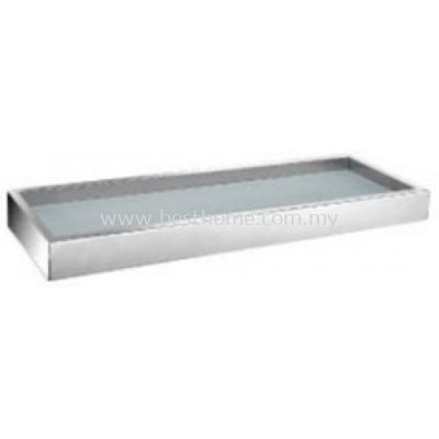SAURIAN SERIES GLASS SHELF SR0113 / TR-BA-GS-08501-ST