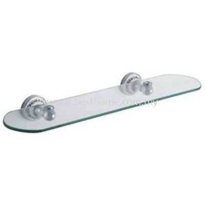 VIENTO SERIES GLASS SHELF TR-BA-GS-06473-CH