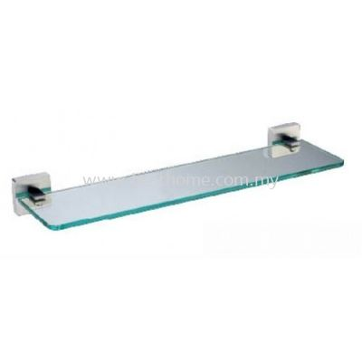 ANTHILL ZENTUX SERIES GLASS SHELF ZE130(KA130)-POLISH / AH-BA-GS-00963-PL