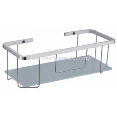 ANTHILL GLASS SHELF AH301 / AH-BA-GS-00866-ST