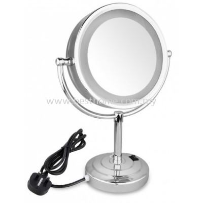TORA STANDING MAGNIFYING MIRROR WITH LIGHT KL205 / TR-BA-MM-01139-PL