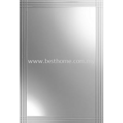 SQUARE CRYSTAL MIRROR M4581 / TR-BA-MR-01222