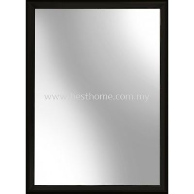TORA MIRROR WITH BLACK STAINLESS STEEL FRAME M4102 / TR-BA-MR-08617-BK