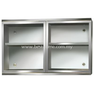 STAINLESS STEEL CABINET B1205 / TR-BA-MC-01362-PL