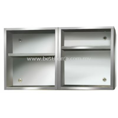 STAINLESS STEEL CABINET 1201 / TR-BA-MC-01775-PL