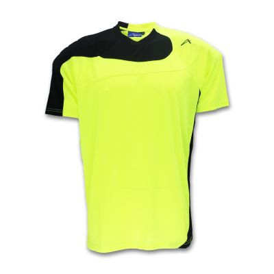 ATTOP GOALKEEPER JERSEY AKJ 09 NEON YELLOW/BLACK