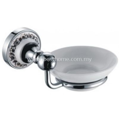 TORA VIENTO SERIES SOAP DISH HOLDER TR-BA-SPH-06476-CH