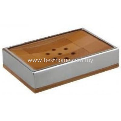 COUNTERTOP SERIES SOAP HOLDER BD0203 / TR-BA-SPH-04245