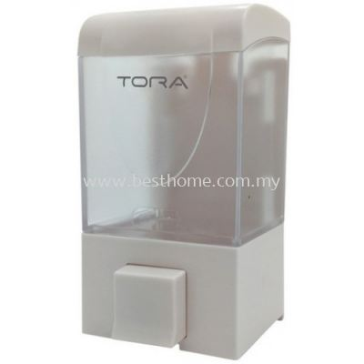 TORA SINGLE WALL MOUNTED SOAP DISPENSER SD3212 / TR-BA-SPD-01300