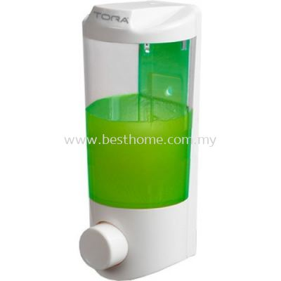 TORA SINGLE WALL MOUNTED SOAP DISPENSER SD1921W / TR-BA-SPD-07247-WW