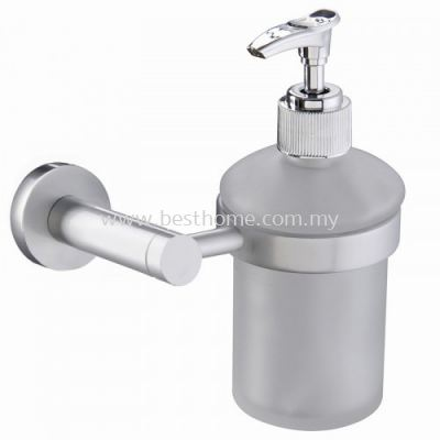 TORA FERMO SERIES WALL MOUNTED SOAP DISPENSER TR-BA-SPD-06977-PL