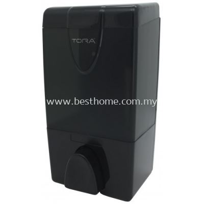 TORA SINGLE WALL MOUNTED SOAP DISPENSER SD3214 / TR-BA-SPD-01302-BK