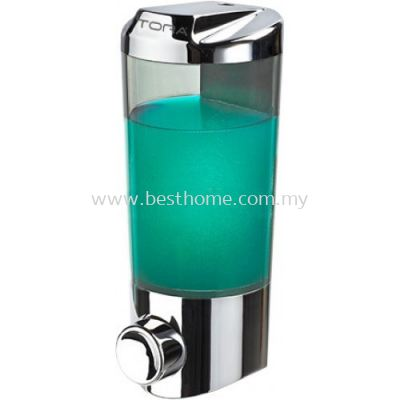 TORA SINGLE WALL MOUNTED SOAP DISPENSER SD1921C / TR-BA-SPD-07248-CH