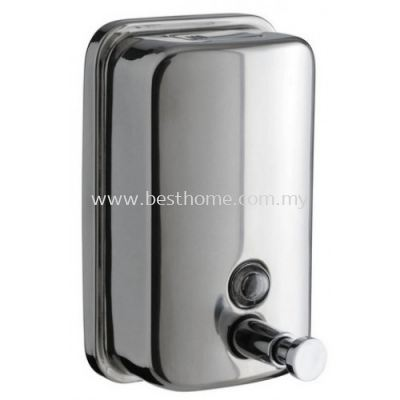 TORA STAINLESS STEEL SOAP DISPENSER SP01 / TR-BA-SPD-01275-PL