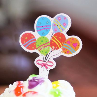 Balloon Cake Topper5