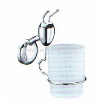 ANTHILL ANTZ SERIES SINGLE CUP HOLDER AN1051-POLISH / AH-BA-TH-00879-PL