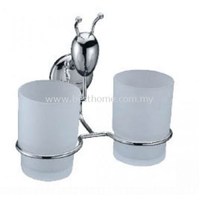 ANTHILL ANTZ SERIES DOUBLE CUP HOLDER AN105(KA105)-POLISH / AH-BA-TH-00877-PL