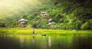 Ba Be National Park Vietnam Sightseeing