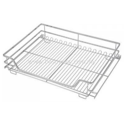STAINLESS STEEL PULL OUT BASKET TR-KABIK- 11162- CH