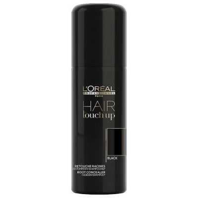L'OREAL HAIR TOUCH UP SPRAY (BLACK) 75ML