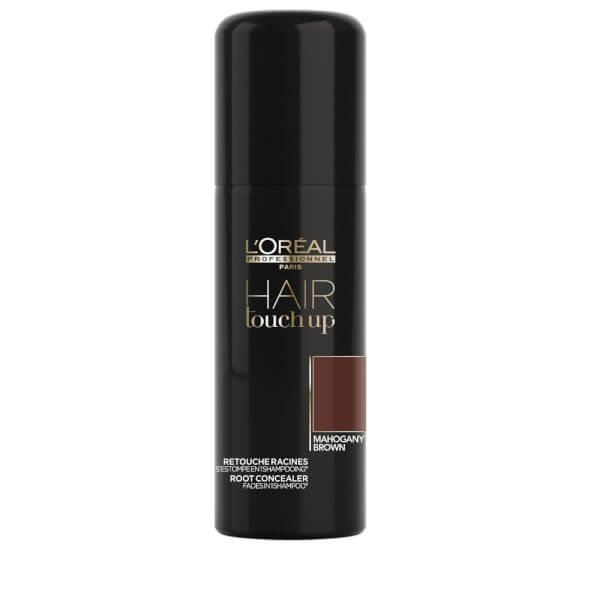 L'OREAL HAIR TOUCH UP SPRAY (MAHOGANY BROWN) 75ML