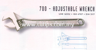 ACESA Adjustable Wrench