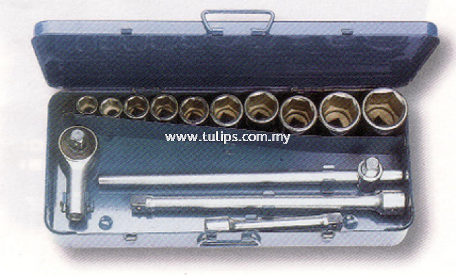 ACESA 3/4 DR Socket Set
