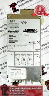 V606LDG LAMBDA VEGA650 POWER SUPPLY UNIT REPAIR SERVICE IN MALAYSIA 12 MONTHS WARRANTY LAMBDA REPAIR
