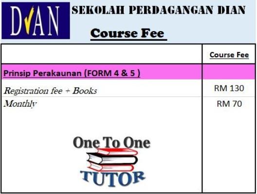 Prinsip Perakaunan (Form 4 & Form 5)