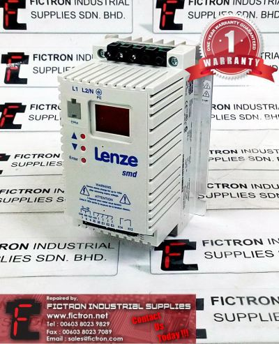 ESMD751X2SFA LENZE AC TECH INVERTER REPAIR SERVICE IN MALAYSIA 12 MONTHS WARRANTY