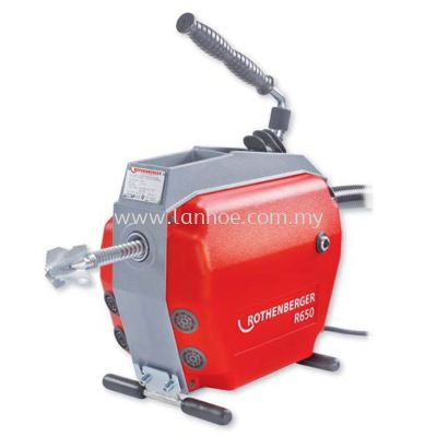 Drain Cleaning Machine (R650)
