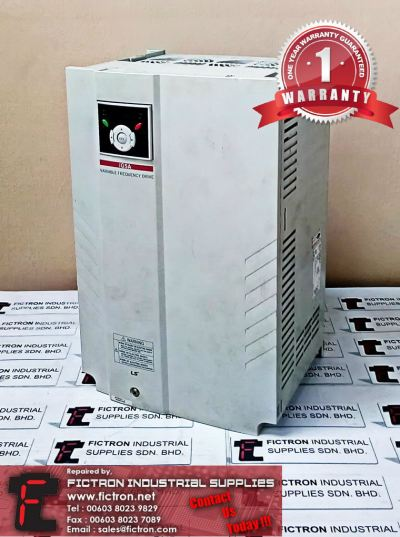SV185iG5A-4 SV185iG5A4 LS iG5A VARIABLE FREQUENCY DRIVE INVERTER REPAIR IN MALAYSIA 12 MONTHS WARRANTY