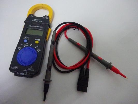 HIOKI 3280-10F CLAMP-ON HI-TESTER (REPLACED 3280-10)