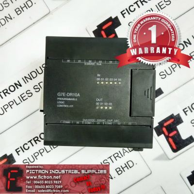 G7E-DR10A G7EDR10A LS PROGRAMMABLE LOGIC CONTROLLER REPAIR SERVICE IN MALAYSIA 12 MONTHS WARRANTY