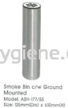 ASH-177/SS Smoke Bins Waste Bins