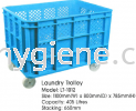 Laundry Trolley - LT-1012 Others Trolley