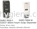 DURO 9504-T, DURO 9504-W Liquid, Soap Dispenser, Refill Washroom Hygiene