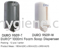 DURO 9509-T, DURO 9509-W Liquid, Soap Dispenser, Refill Washroom Hygiene