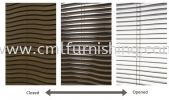 clip toso venewood wave venetian blinds TOSO Premium Products
