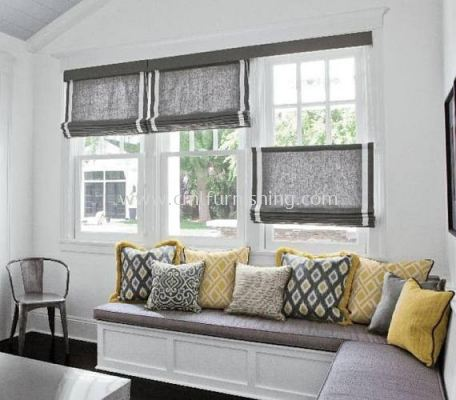 living-toso-japanese-double-twins-roman-shade-blinds-one-touch-system 7
